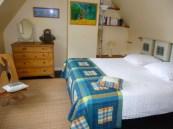 Grande chambre. Lit de 160