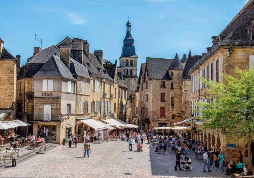 Blog LA FORGE Project: Un paseo por Sarlat