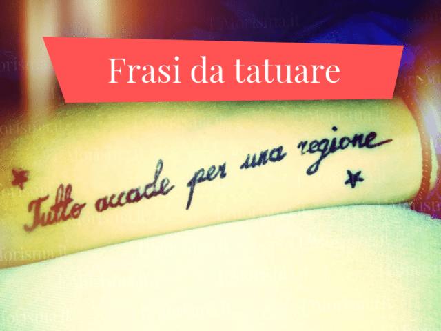 Immagine Stampabile Frasi Latine Da Tatuare A Voi Le Frasi