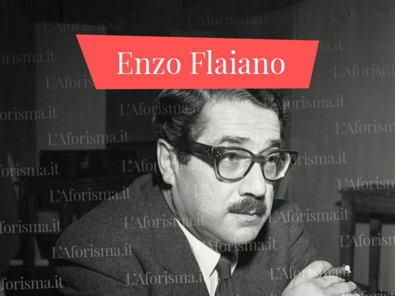 Le più belle <strong>frasi di Ennio Flaiano</strong> <em>Raccolta completa</em>