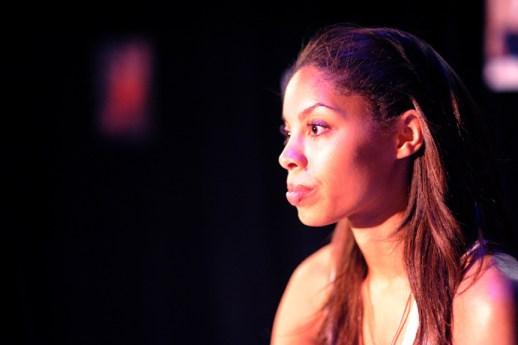 Ciera Payton Photo by SCOTT MITCHELL copyright 2012