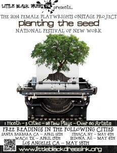 Planting the Seed poster update