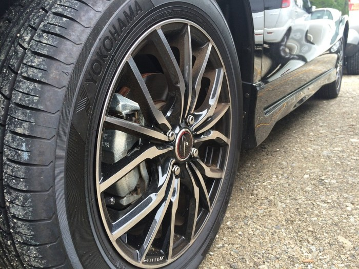Car, Wheel, Honda Car, Tire, Yokohama, Metal, Thick