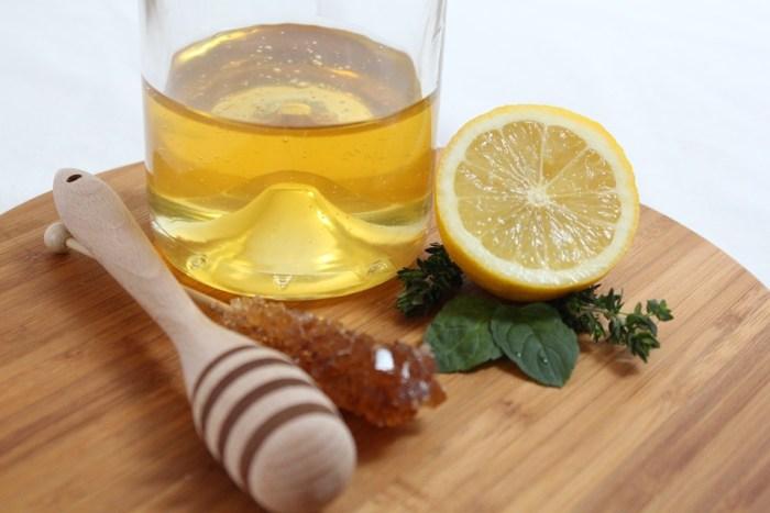 Lemon, Citrus Fruits, Mint, Citrus, Citrus Fruit, Honey