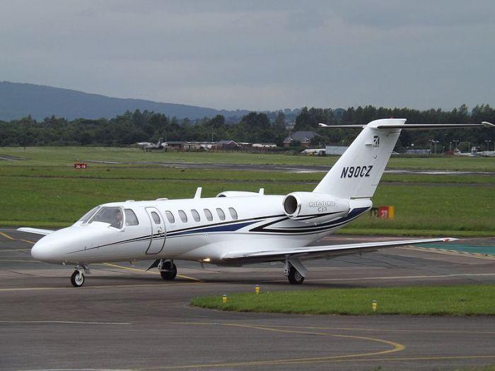 File:N90CZ Cessna Citation CJ3 (27927002241).jpg