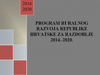 Objavljeni pravilnici o provedbi Podmjera 4.1 i 4.2 Programa ruralnog razvoja RH