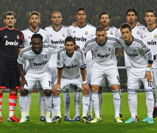 Berita Sepak Bola Kabar Terkini Embargo Transfer Real Madrid