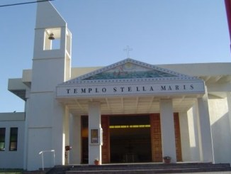 Parroquia Stella Maris de Monte Hermoso