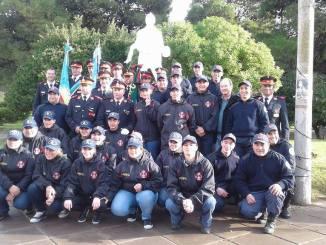 La ciudad homenajeó a los Bomberos Voluntarios en su día