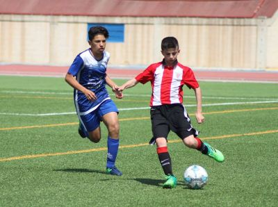 Roquetas Tprneo Internacional Aguadulce vs Athletic