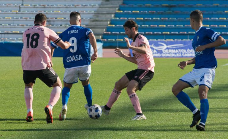 San Fernando CD vs Marbella FC 15 marzo