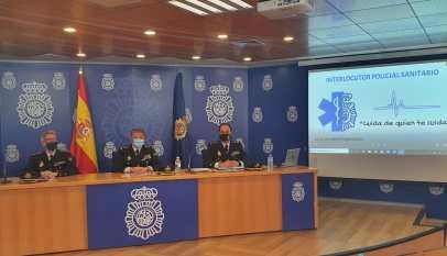 interlocutores policiales sanitarios