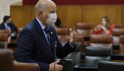 Javier Imbroda Plan fomento de deporte Andalucía