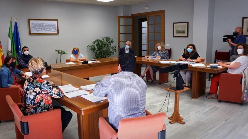 Alcaldesa Comisión de Cesión de Locales