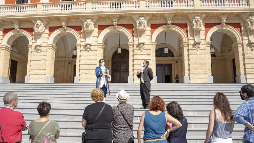 Día Internacional de los Museos San Fernando