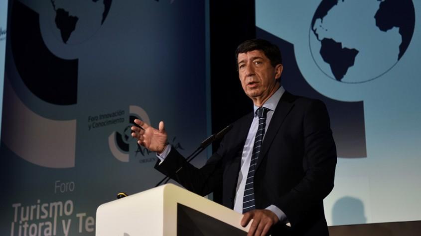Juan Marín Fitur 2021