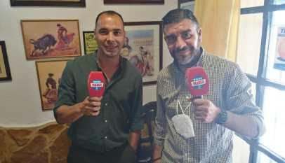 Jorge Cordero y Enrique Ortiz Cádiz CF