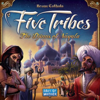 Top 4: Five Tribes