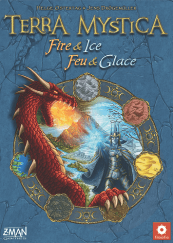 Top 19: Terra Mystica, Fire & ice
