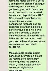 Alvaro Alvarado Whatsapp