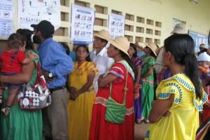 Cierre de postulaciones para elecciones en comarca Ngäbe-Buglé