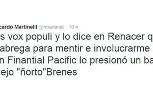 """Roberto Brenes detrás de las declaraciones de """"Nacho"""" Fábrega?"""