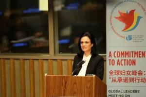 Panamá apoya esfuerzos para que próxima Secretaría General de la ONU la ocupe una mujer