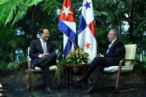 Panamá y Cuba acuerdan intercambio de información migratoria y de seguridad