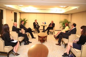Presidente Varela concluye misión internacional