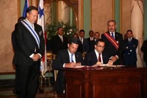 Panamá y República Dominicana firman Tratados sobre Asistencia Legal, de Extradición y un acuerdo en turismo