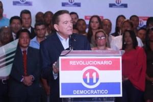 """""""Nito"""" Cortizo es electo candidato presidencial por el PRD"""