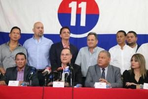 Elecciones Primarias del PRD serán el 16 de septiembre