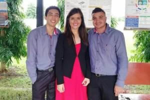 Estudiantes veragüenses desarrollan un sistema para evitar accidentes de tránsito
