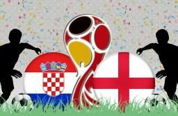 Croacia vence a Inglaterra 2 a 1 y disputará final con Francia