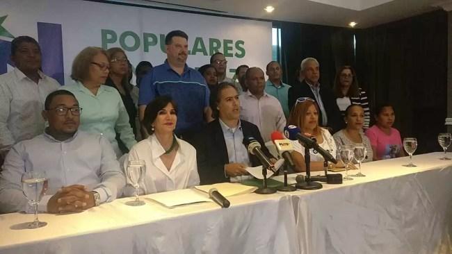 """Populares con Cortizo: """"Alianza del PP es decisión del Congreso Nacional"""""""