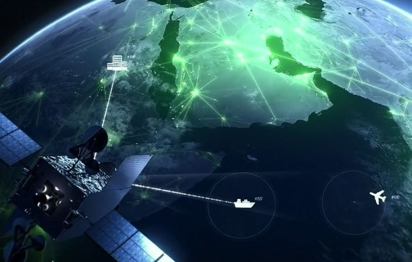 primer satélite de WiFi de China