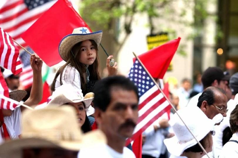 Inmigración de Sudamérica a los EE. UU.
