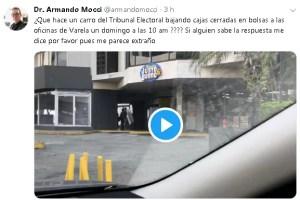 Video en redes sociales busca afectar la imagen del Tribunal Electoral con información falsa