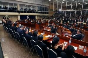 Pleno de la Asamblea aprobó citar a ministros de Gobierno y Seguridad por construcción de albergue