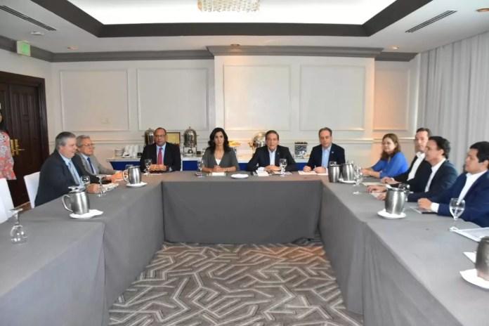 Cortizo se reúne con la Concertación Nacional para analizar reformas constitucionales