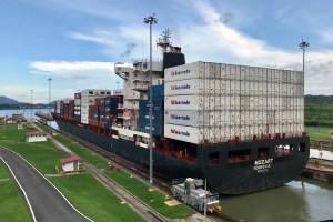 Canal de Panamá alcanzó nuevo récord de ingresos
