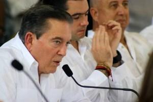 Expresidente Varela acusa al Gobierno en Twitter, Presidente Cortizo le responde