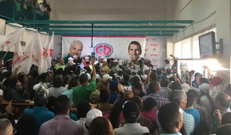 Martinelli y Roux se enfrentan por el control de Cambio Democrático