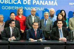 """Cortizo: """"Panamá está por encima de intereses particulares y de partidos políticos"""""""