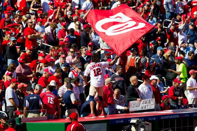 Nacionales de Washington barren a Los Cardenales y clasifican a la Serie Mundial