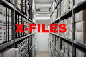 """Los """"X-Files"""" – 19 de Diciembre de 2019"""