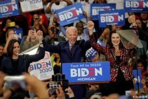 Biden virtual ganador demócrata en la Florida