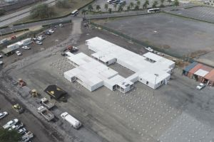 CORONAVIRUS. Construcción de Hospital Modular registra un avance de 30%