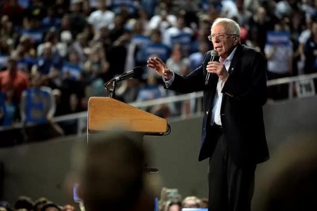 Bernie Sanders dije adiós a la carrera presidencial de 2020