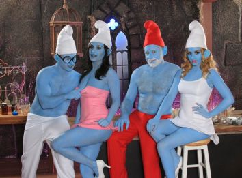 This Ain't Smurfs 4